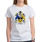 Wiggett Family Crest Women's T-Shirt