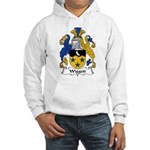 Wiggett Family Crest Hooded Sweatshirt