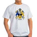 Wiggett Family Crest Light T-Shirt