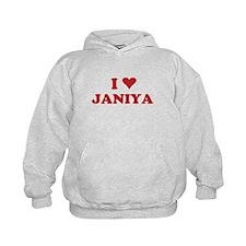 I LOVE JANIYA Hoodie