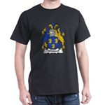 Whitwell Family Crest Dark T-Shirt