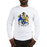 Whitwell Family Crest Long Sleeve T-Shirt