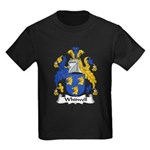 Whitwell Family Crest Kids Dark T-Shirt