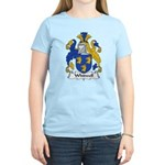 Whitwell Family Crest Women's Light T-Shirt