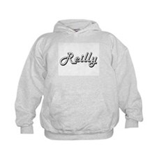 Reilly surname classic design Hoodie