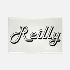 Reilly surname classic design Magnets