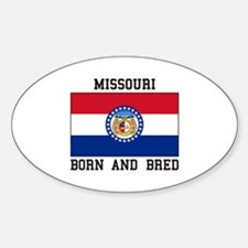 Born and Bred Decal