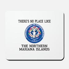 Northern Mariana Territory Mousepad