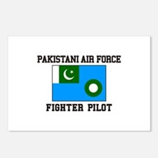 Fighter Pilot Postcards (Package of 8)