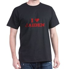 I LOVE JAIDEN T-Shirt