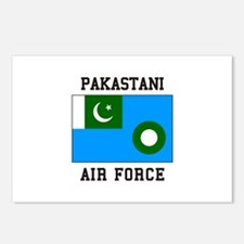 Pakistani Air Force Postcards (Package of 8)