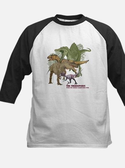 The Theropods Kids Baseball Jersey