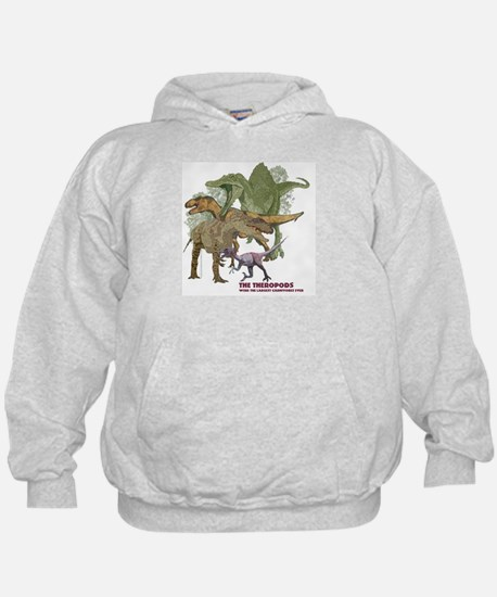 The Theropods Hoody