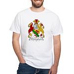 Whitingham Family Crest White T-Shirt