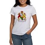 Whitingham Family Crest Women's T-Shirt