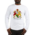 Whitingham Family Crest Long Sleeve T-Shirt