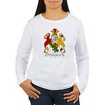 Whitingham Family Crest Women's Long Sleeve T-Shir