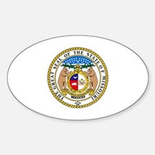 Missouri State Seal Decal