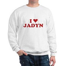I LOVE JADYN Jumper