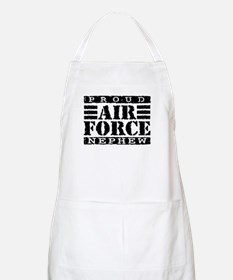 Proud Air Force Nephew BBQ Apron