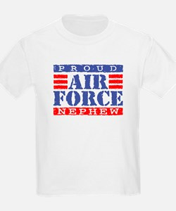Proud Air Force Nephew T-Shirt