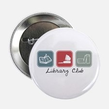 Library Club (Squares) Button