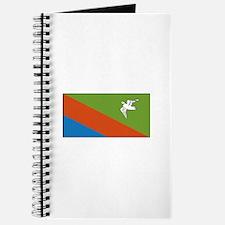 Horlivka, Ukraine Flag Journal