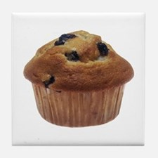 Blueberry Muffin Tile Coaster