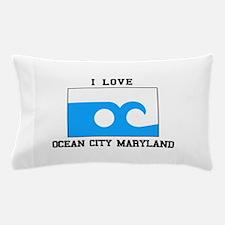 Ocean City, Maryland Pillow Case