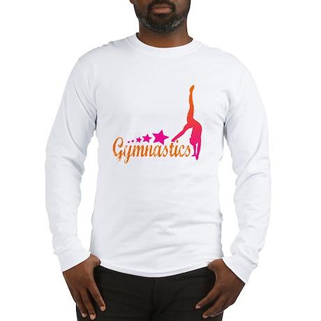 Gymnastics! Long Sleeve T-Shirt