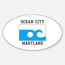 Ocean City, Maryland Decal