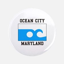 Ocean City, Maryland Button