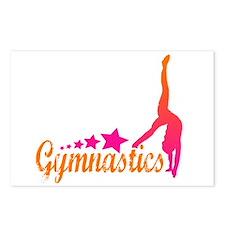 Gymnastics! Postcards (Package of 8)
