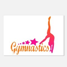 Gymnastics! Postcards (Package of 8)