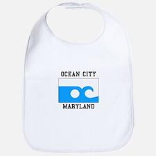 Ocean City, Maryland Bib