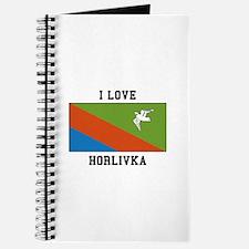 I Love Horlivka Journal