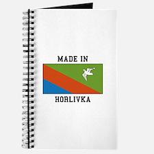 Made In Horlivka Journal