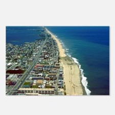 Aerial View of Ocean City Postcards (Package of 8)