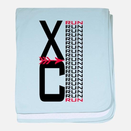 XCrunrun.png baby blanket