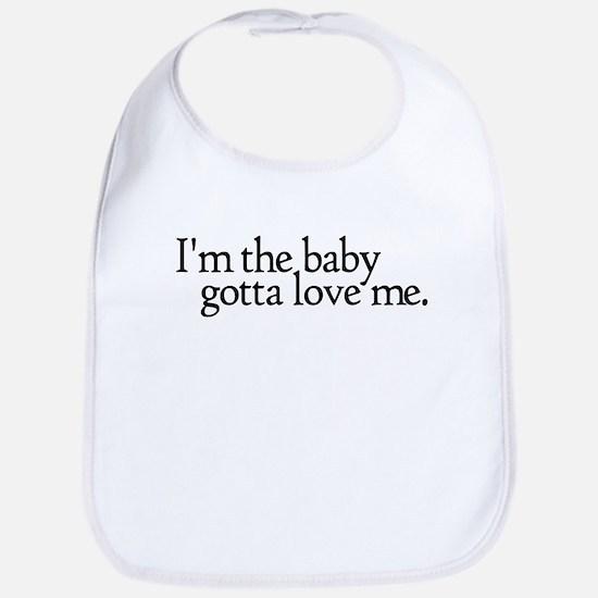 I'm the Baby Bib