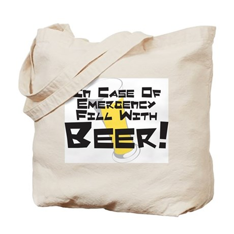 Beer Lovers Tote Bag
