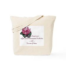 2.1 Million American's Tote Bag