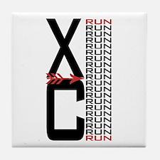 XCrunrun.png Tile Coaster