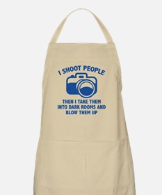 I Shoot People Apron