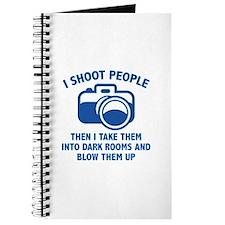 I Shoot People Journal