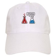 I Think You're Overreacting! Baseball Cap