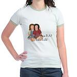 Do You Have RA? Jr. Ringer T-Shirt