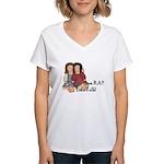 Do You Have RA? Women's V-Neck T-Shirt