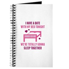 I Have A Date Journal