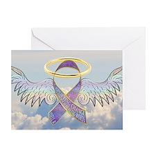 Cute Heaven Greeting Card